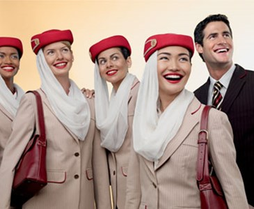 uniforme h tesse de l 39 air emirates toluna. Black Bedroom Furniture Sets. Home Design Ideas