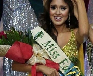10月29日,在菲律宾帕赛市,2016年地球小姐加冕之夜举行,来自厄瓜多尔