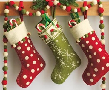 what age do you stop doing Christmas stockings for your ...