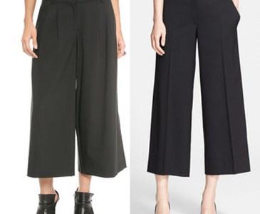 molto carino 351ab c798f Quest'anno vanno molto di moda i pantaloni larghi alla ...