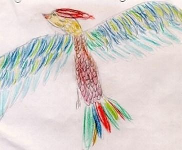 Was Hat Flügel Aber Keine Federn