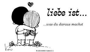 Liebe ich du und Ich liebe