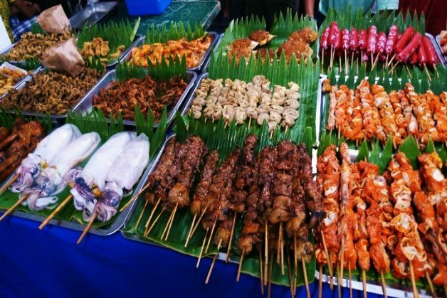 thesis about street foods in the philippines Here's a list of 30 popular filipino street foods you can enjoy when traveling in the philippines 1 lechon manok lechon manok is the street version of roasted chicken you can find places selling chicken almost everywhere, and they usually open in.