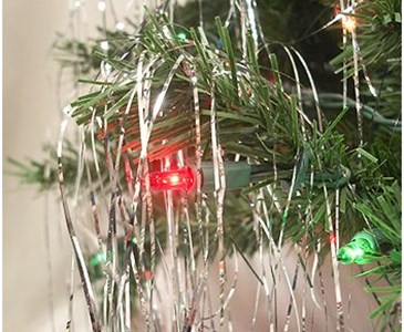 Do you add tinsel or icicles to your Christmas tree? Did your ...