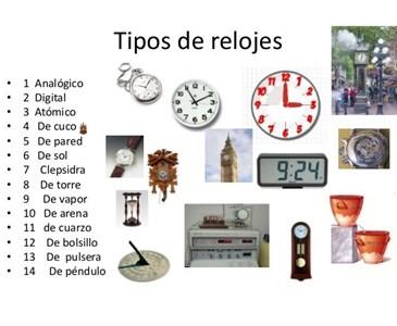 diseño de calidad 0db44 59552 Tipos de relojes | Toluna
