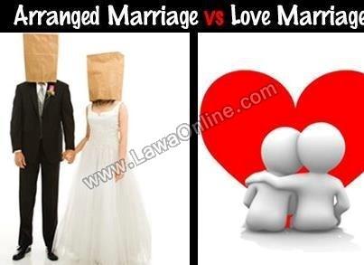 love marriage is better than arrange Get an answer for 'why are love marriages better than arranged oneswhy are love marriages better than arranged  love marriages are better because a marriage.