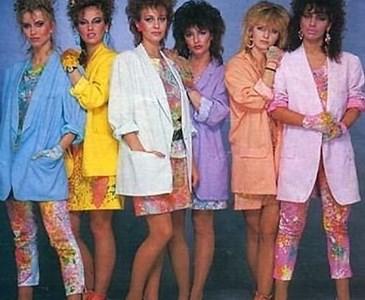 Mode 80er Jahre Toluna