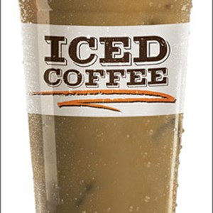 hot coffee or cold / iced coffee