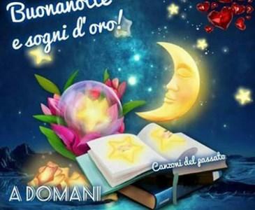 Buonanotte E Sogni Doro Toluna