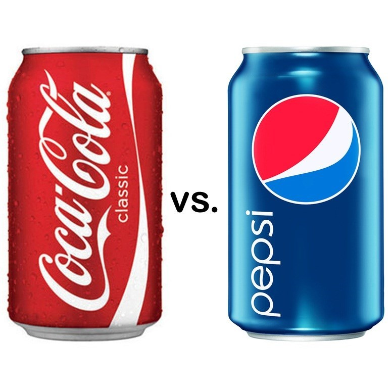 coke or pepsi By market capitalisation, pepsico(pep) is ahead of the coca-cola company(ko) as of today, ko is trading around $46–48 where as pep is around $106–108 in stock market.