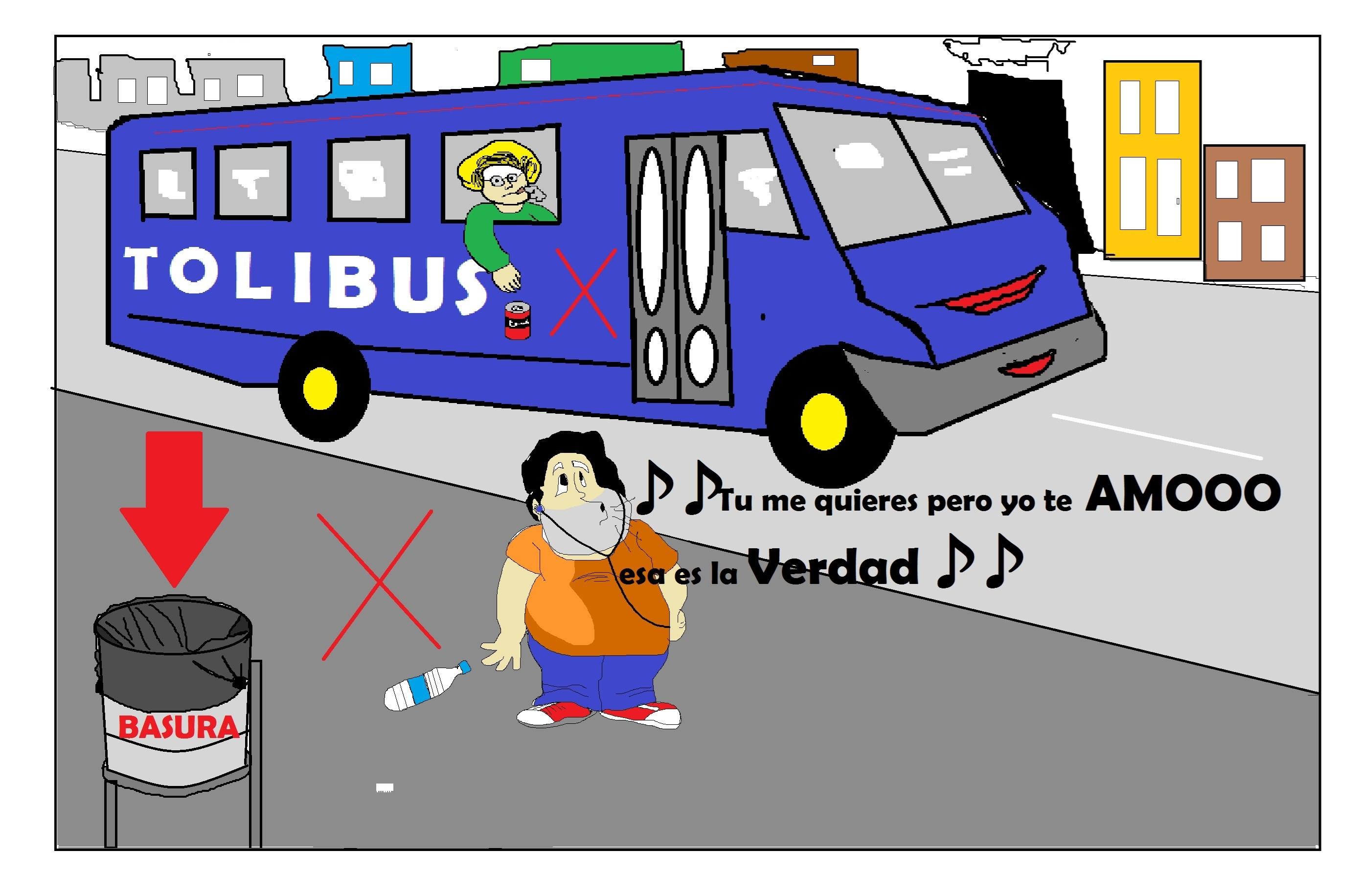 Cultura De Tirar Basura En La Calle