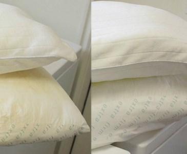 laver les oreillers jaunis et leur redonner leur blancheur toluna. Black Bedroom Furniture Sets. Home Design Ideas