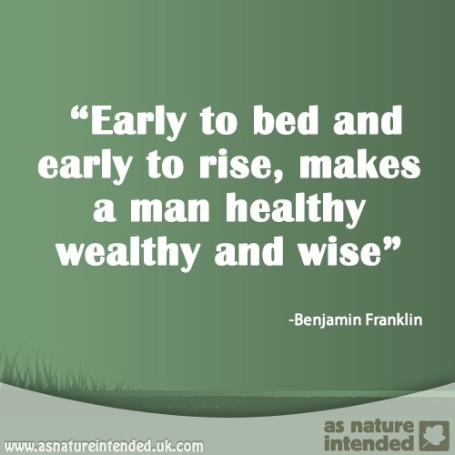 early to bed early to rise makes a man healthy wealthy wise Early to bed and early to rise makes a man healthy, wealthy and wise  starting early and finishing early - is familiar in brussels  winning over wealthy.