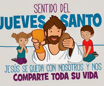 Buen Día Feliz Jueves Santo Toluna
