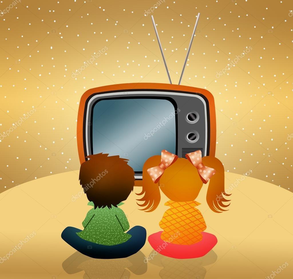 Картинка смотреть телевизор для детей, программы