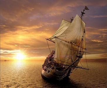 Artık Demir Almak Günü Gelmişse Zamandan Meçhule Giden Bir Gemi