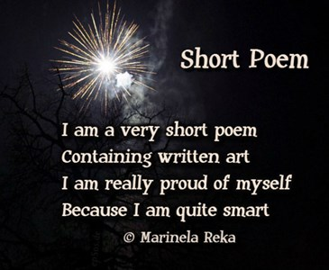 What Is Your Short Poem You Know Off By Heart