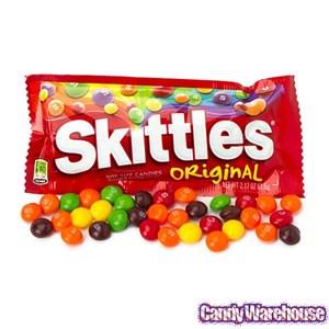 skittles or smarties