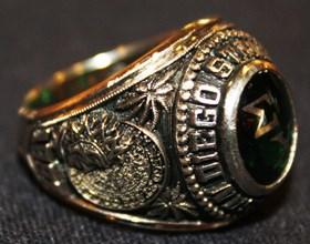 Georgetown Signet Ring