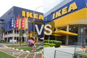 IKEA Tampines vs IKEA Alexandra, which serve better food