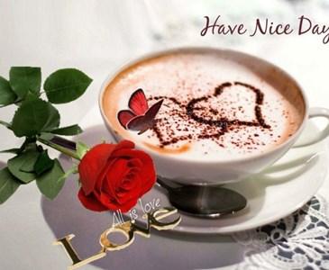 Buon Giorno Amici E Buon Mercoledi Con Un Buon Caffe Per Iniziare La