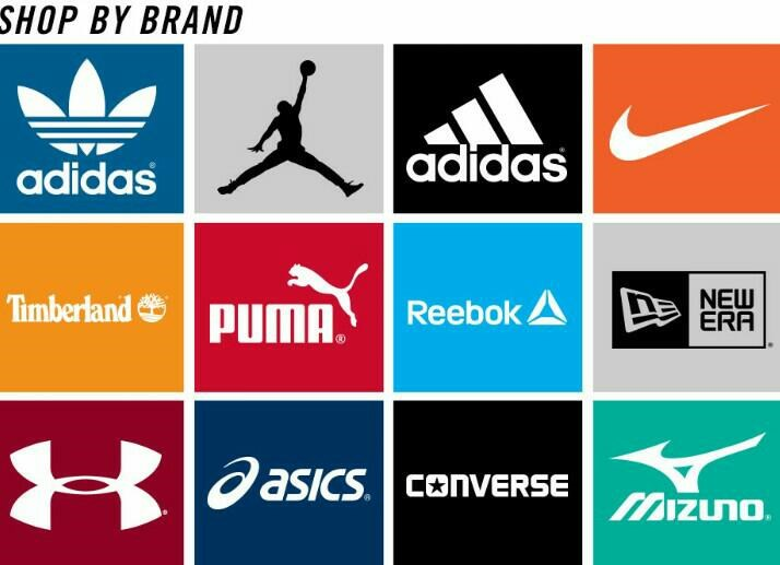 All sports brand logo