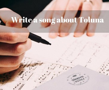 write a song about
