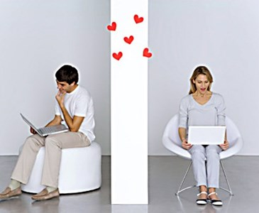 What is online dating all about