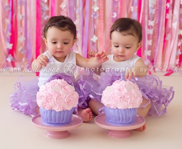 1 Year Old Birthday Gift For A Pair Of Twin Girls Which Will You Choose
