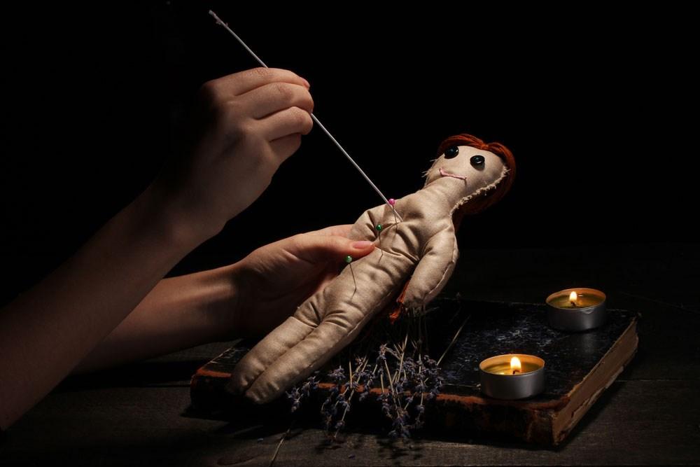Кукла вуду своими руками в домашних 98