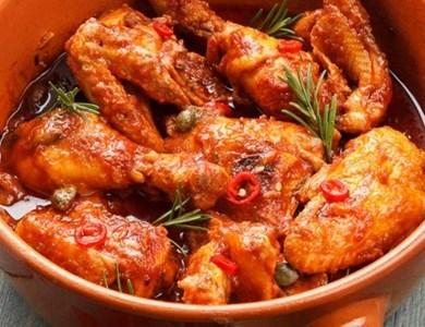 Come cucinare i fusi di pollo