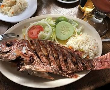 Ayer en El Mirador Restaurant, San José de Gracia - Aguascalientes ...
