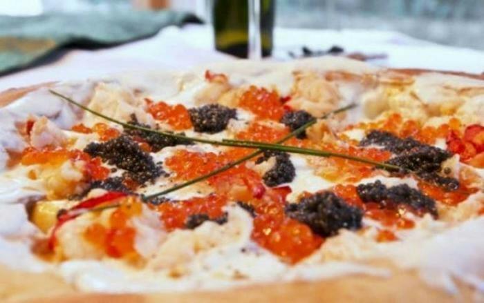 Pizza pour milliardaire | Toluna