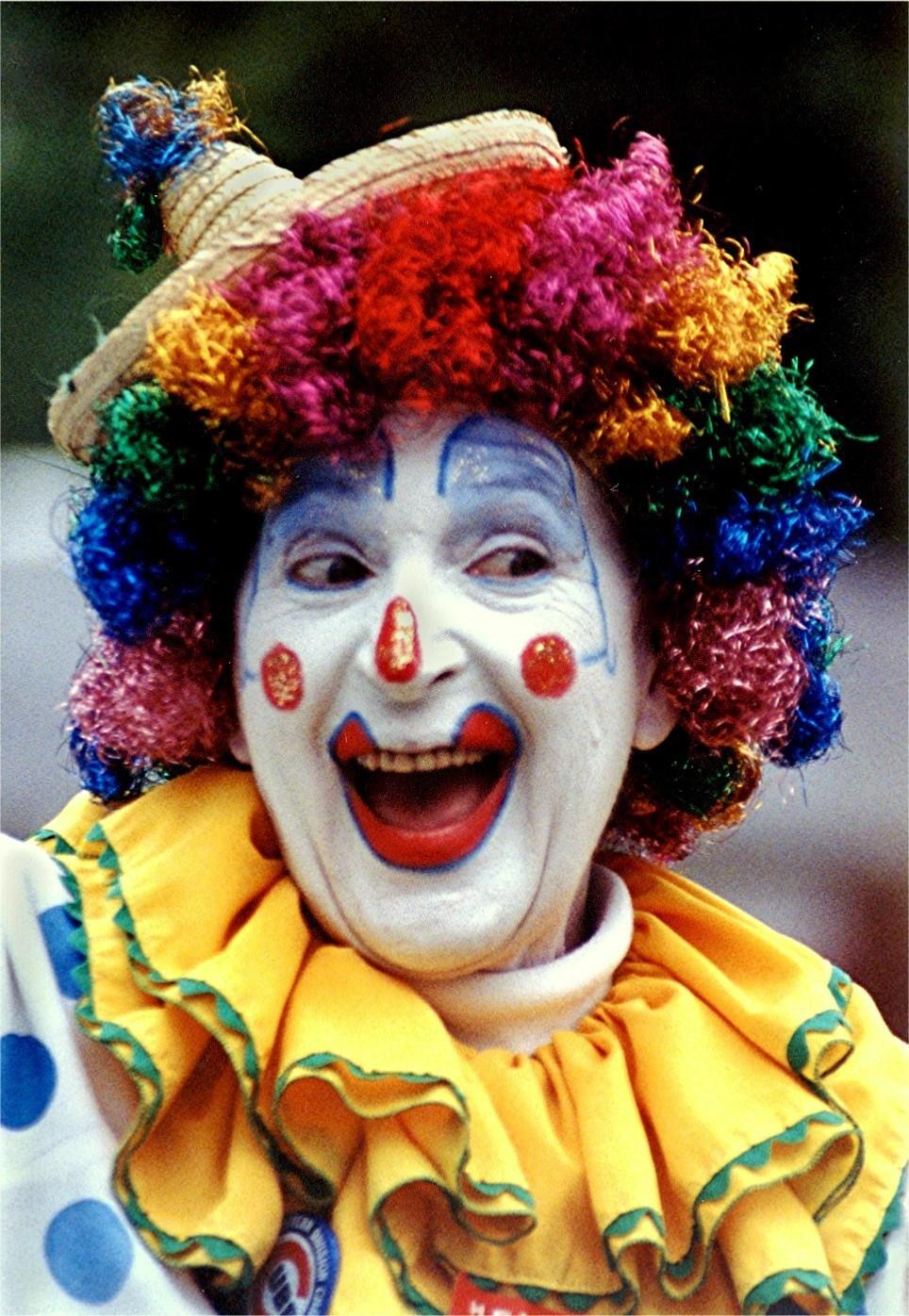 happy clown faces pictures - HD964×1396