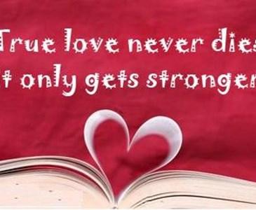 True love can never die