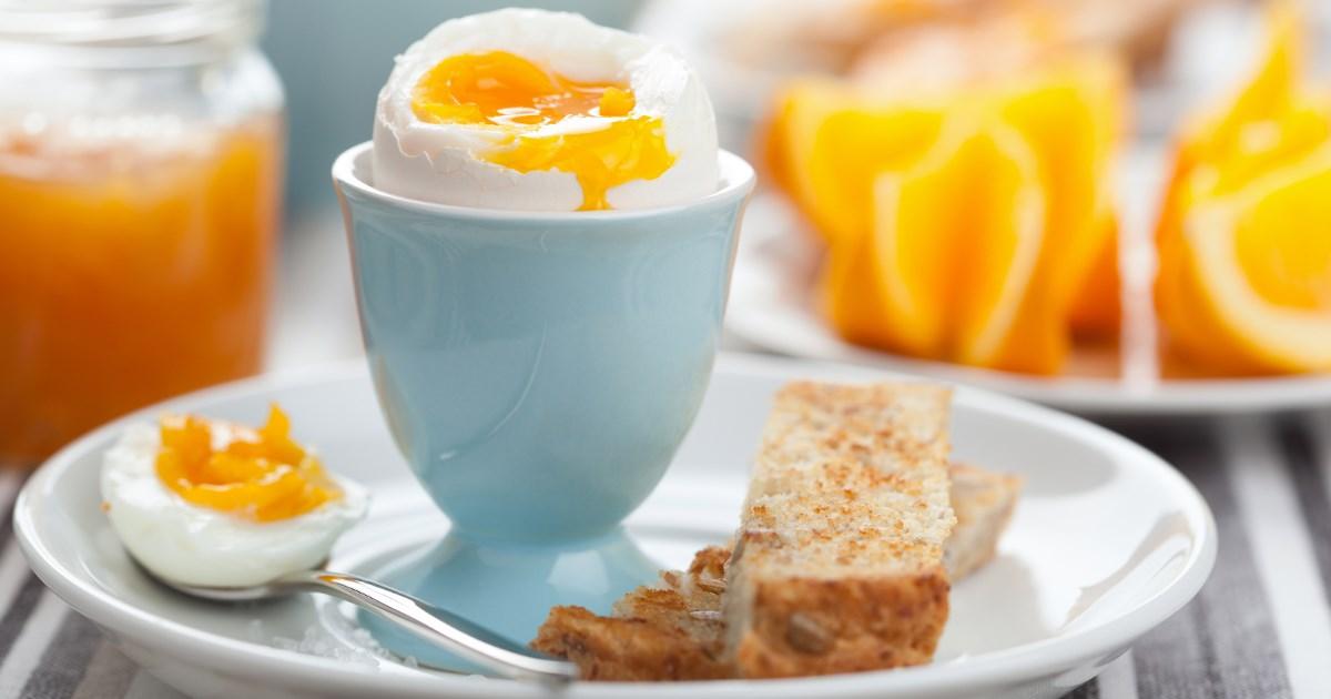 Диета Завтрак 2 Яйца - Dawnbrew