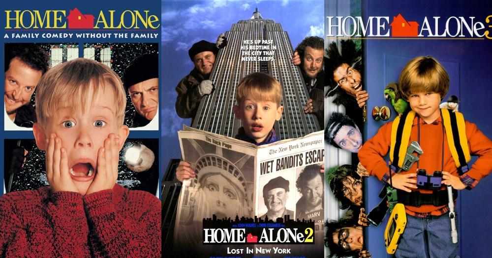 Home alone movie 2
