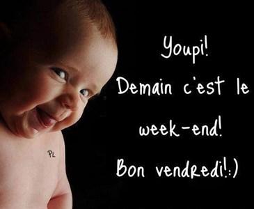 Bonne Journee C Est Bientot Le Week End Toluna