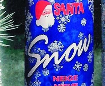 Christmas Tree Spray Snow.Did You Ever Use Spray Snow On Your Christmas Tree Toluna