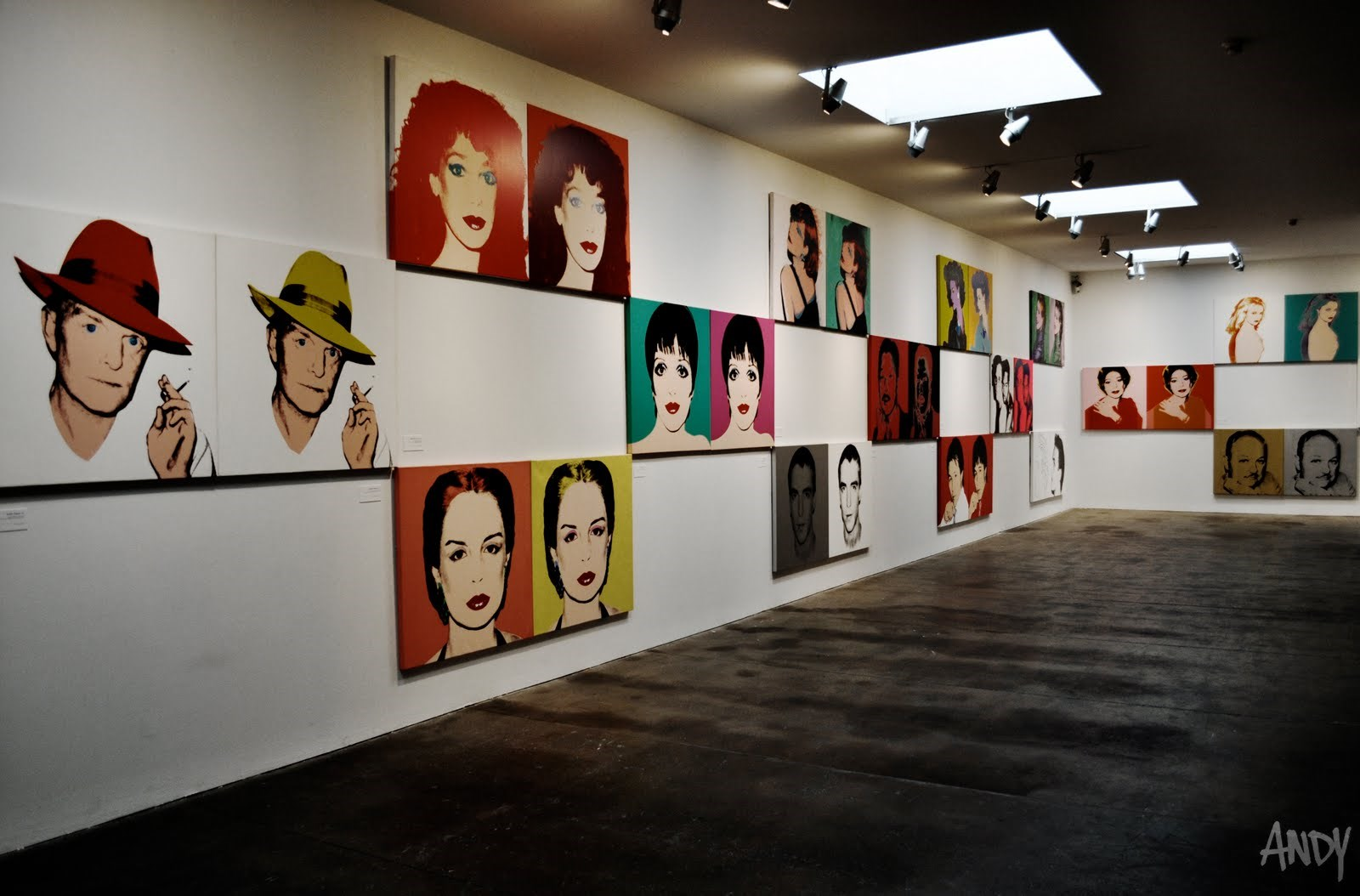 andy warhol museum - HD 1600×1054