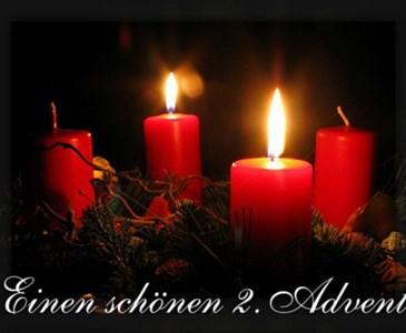 Advent Advent Ein Lichtlein Brennt Erst Eins Dann Zwei