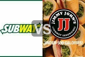 subway vs jimmy johns essay Start your search for jimmy john's jobs today with snagajob we're your source for hourly jimmy john's employment opportunities employers are hiring right now let's get started.