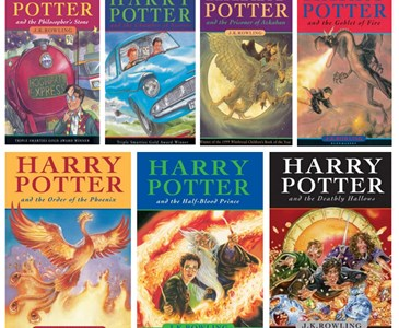 Can you name a character from the Harry Potter Series? | Toluna