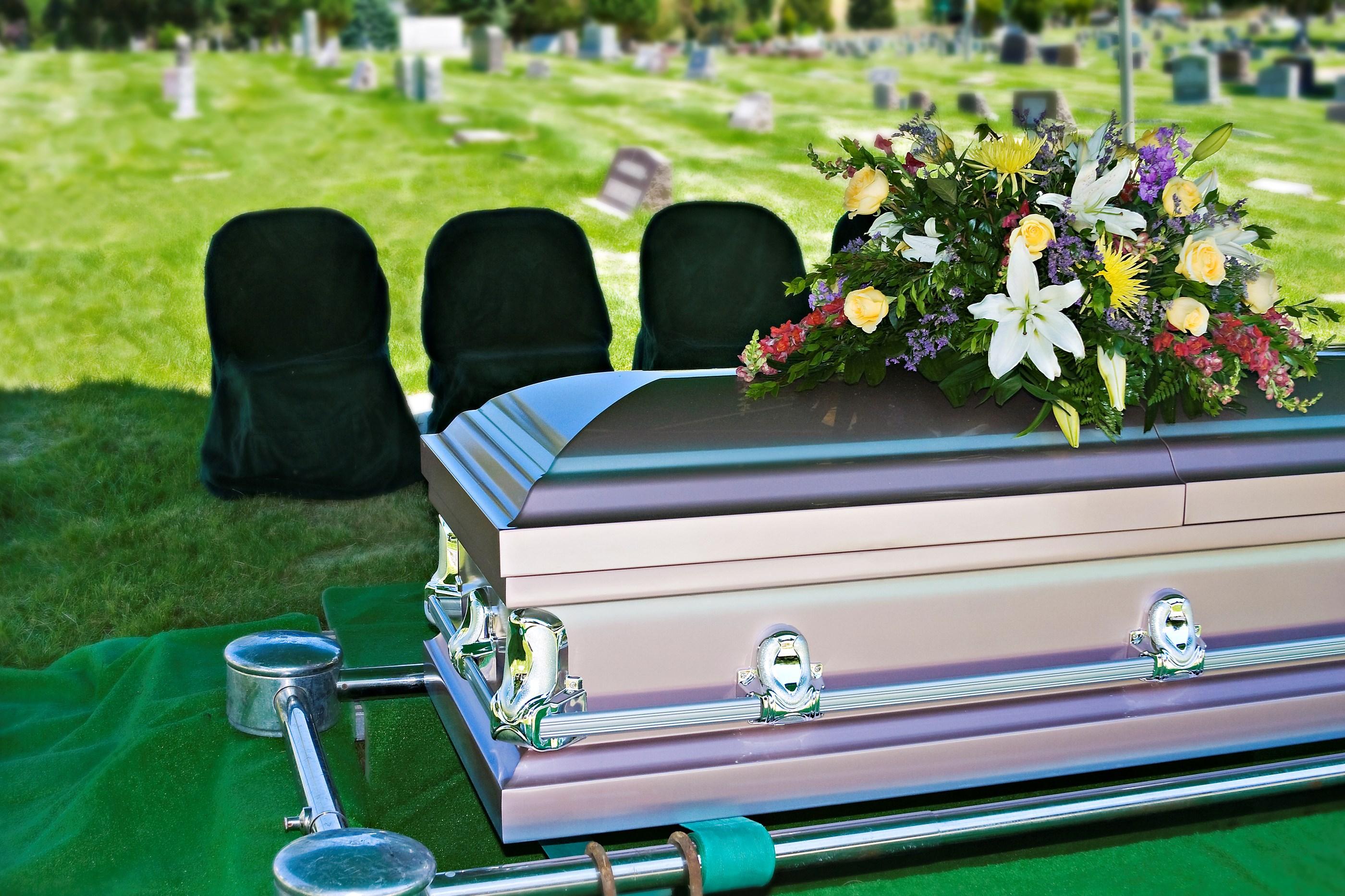 Сонник похороны незнакомого человека