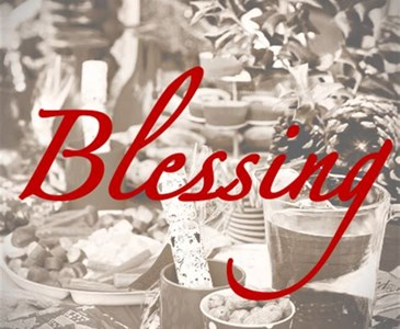 festive dinner do you say a blessingprayer before your christmas dinner - Christmas Dinner Blessings