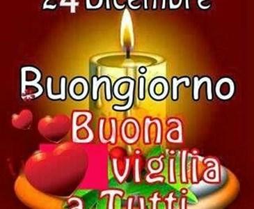 Buongiorno A Tutti Buona Vigilia Di Natale Toluna