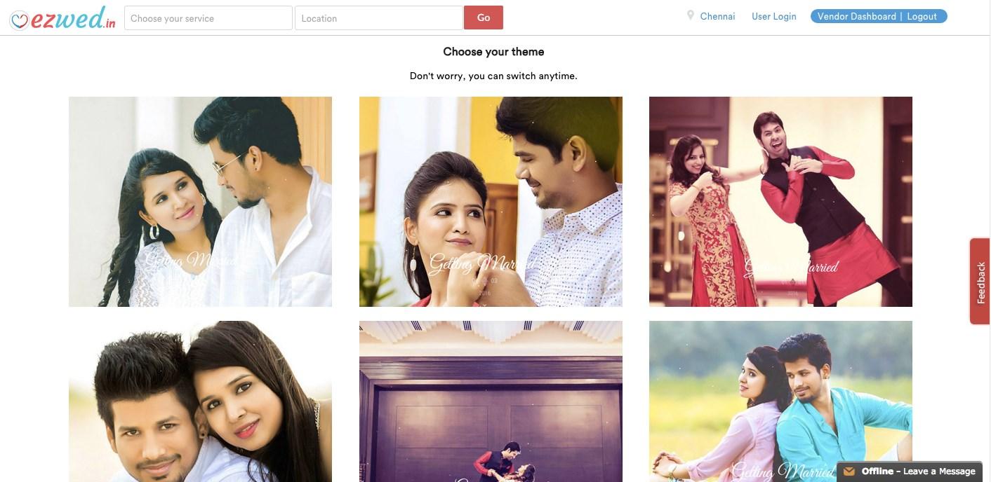 best wedding websites - 1412×688