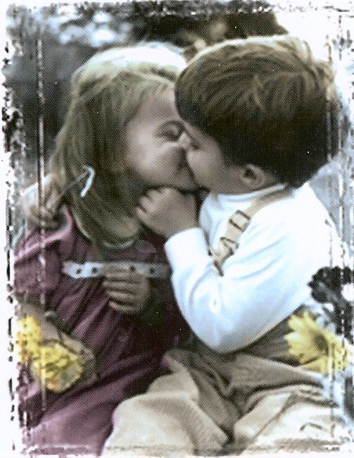 Ill kiss a girl — pic 8