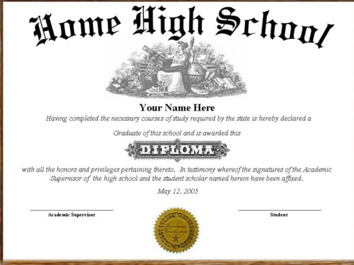 do you need a highschool diploma to go to college You usually need a high school diploma 2 to gain trade certification as a carpenter, you usually need either a three- to four-year apprenticeship program, or a combination of over four years' work experience and some high school, college, or industry courses in carpentry.