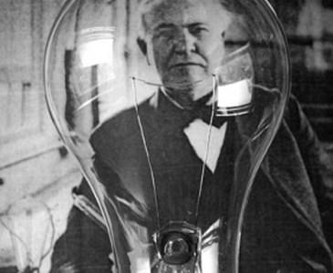 Dib Thomas Alva Edison Inventor Of The Light Bulb Toluna